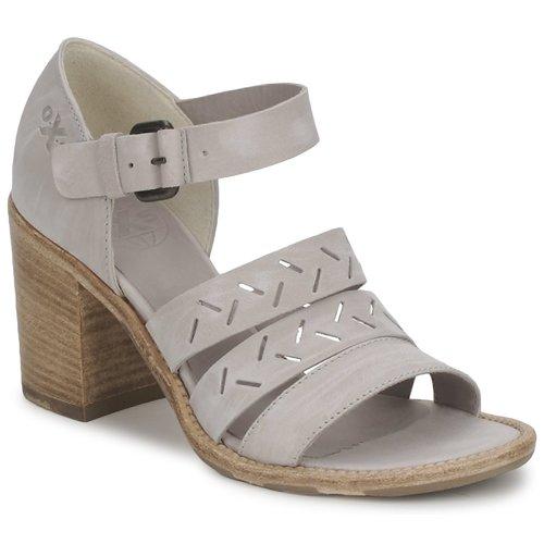 OXS ERABLI Grau  Schuhe Sandalen / Sandaletten Damen 180