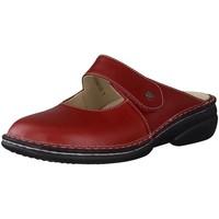 Schuhe Damen Pantoletten / Clogs Finn Comfort Pantoletten STANFORD 02552-423147 rot
