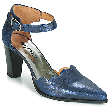 Schuhe Damen Pumps Myma GLORIA Marine