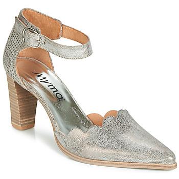 Schuhe Damen Pumps Myma GLORIA Maulwurf