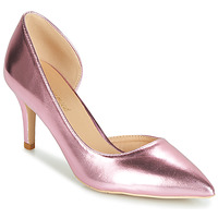 Schuhe Damen Pumps Moony Mood IMAF Rose / Mettalfarben