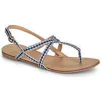 Schuhe Damen Sandalen / Sandaletten Moony Mood JEKERINE Blau