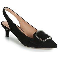 Schuhe Damen Pumps Unisa JALIS Schwarz