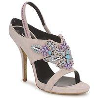 Schuhe Damen Sandalen / Sandaletten Gaspard Yurkievich T4 VAR6 Beige