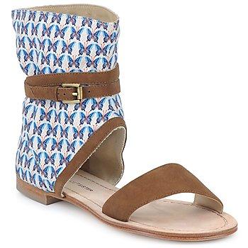 Schuhe Damen Sandalen / Sandaletten Paul & Joe Sister ARMINE Braun