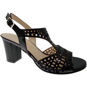 Schuhe Damen Sandalen / Sandaletten Soffice Sogno SOSO8130ne nero