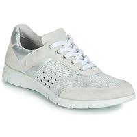 Schuhe Damen Sneaker Low Yurban JEBELLE Grau