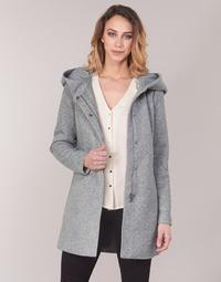 Kleidung Damen Mäntel Vero Moda VMVERODONA Grau