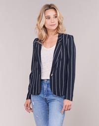 Kleidung Damen Jacken / Blazers Vero Moda VMANNA Weiss / Marine