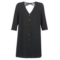 Kleidung Damen Kurze Kleider Vero Moda VMRICKY Schwarz