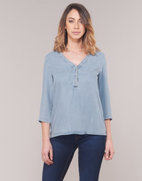 Kleidung Damen Tops / Blusen Vero Moda VMTRUDY Blau
