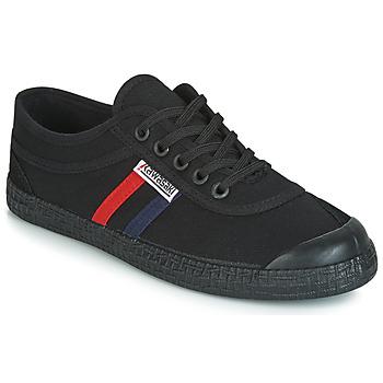 Schuhe Sneaker Low Kawasaki RETRO Schwarz