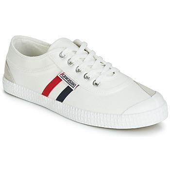 Schuhe Sneaker Low Kawasaki RETRO Weiss