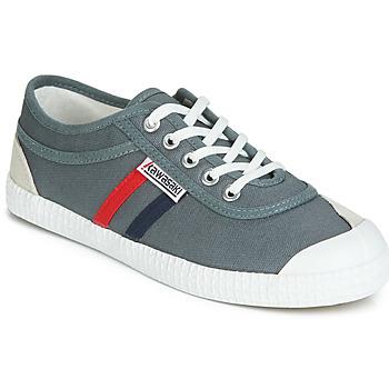 Schuhe Sneaker Low Kawasaki RETRO Grau