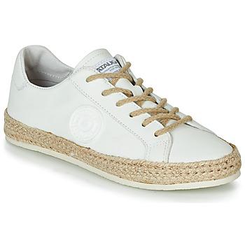 Schuhe Damen Sneaker Low Pataugas PAM /N Weiss