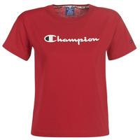 Kleidung Damen T-Shirts Champion 111393-RIR Bordeaux
