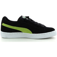 Schuhe Kinder Sneaker Low Puma Suede Jr
