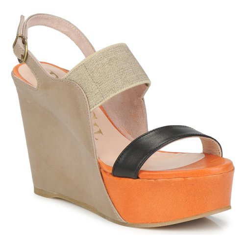 Paco Gil RITMO OULA Multifarben  Damen Schuhe Sandalen / Sandaletten Damen  167,30 f07983