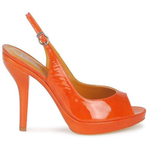 Paco Gil STAR FIZO / Orange  Schuhe Sandalen / FIZO Sandaletten Damen 104,50 a1ce0c