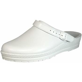 Schuhe Damen Pantoletten / Clogs Rohde Pantoletten 1440,00 weiß