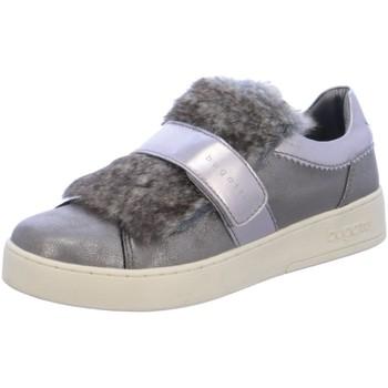 Schuhe Damen Slip on Bugatti Slipper 1x551 422.29161.5000.1400 grau