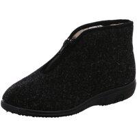 Schuhe Damen Hausschuhe Florett Standard G 69.511- 60 schwarz