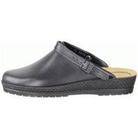 Schuhe Damen Pantoletten / Clogs Rohde Pantoletten 144056 blau