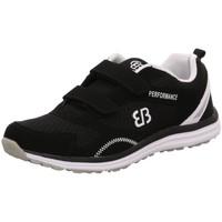 Schuhe Herren Sneaker Low Brütting PERFORMANCE V 121028 schwarz