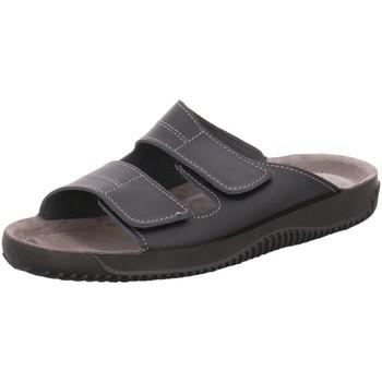 Schuhe Herren Pantoletten / Clogs Beck Offene 7020/02 schwarz