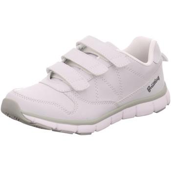 Schuhe Damen Sneaker Low Brütting Slipper CLASSIC SPORT V 591223 weiß