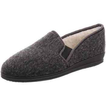 Schuhe Herren Hausschuhe Beck Johann 7027/36 grau