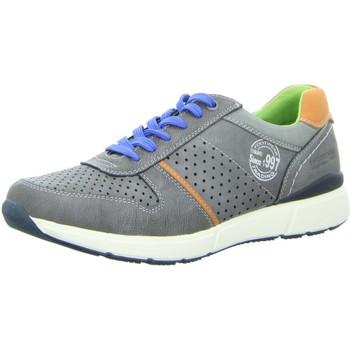 Schuhe Herren Sneaker Low Supremo Schnürhalbs.Sp-Boden 4810904 00729 grau