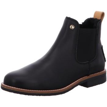 Schuhe Damen Boots Panama Jack Stiefeletten Nappa negro Giordana Igloo B1 schwarz