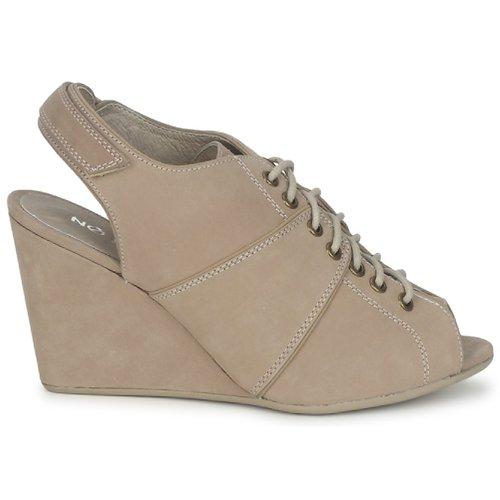 No Name DIVA Schuhe OPEN TOE Beige  Schuhe DIVA Ankle Boots Damen 62,50 526478