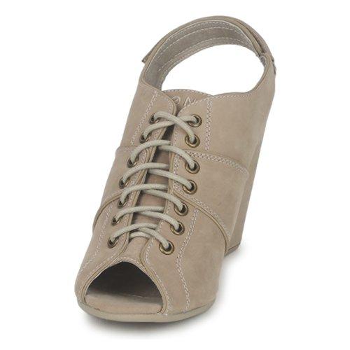 No Name DIVA OPEN TOE Beige  Schuhe Ankle Damen Boots Damen Ankle 62,50 8d3830
