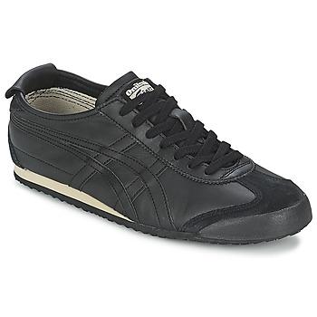 Schuhe Sneaker Low Onitsuka Tiger MEXICO 66 Schwarz