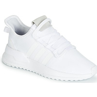 Schuhe Sneaker Low adidas Originals U_PATH RUN Weiss