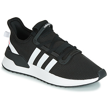 Schuhe Sneaker Low adidas Originals U_PATH RUN Schwarz
