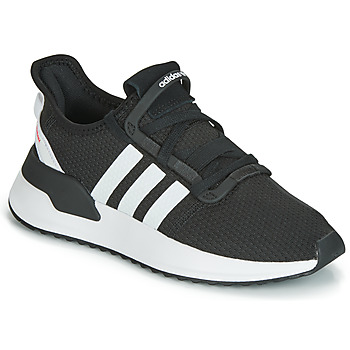 Schuhe Kinder Sneaker Low adidas Originals U_PATH RUN J Schwarz