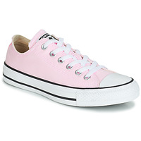 Schuhe Damen Sneaker Low Converse CHUCK TAYLOR ALL STAR SEASONAL CANVAS OX Rose