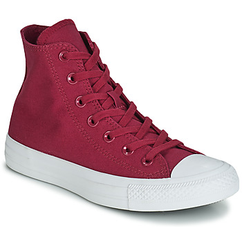 Schuhe Damen Sneaker High Converse CHUCK TAYLOR ALL STAR GALAXY GAME CANVAS HI Fuchsienrot