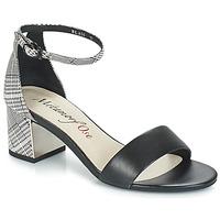 Schuhe Damen Sandalen / Sandaletten Metamorf'Ose EMBRASA Schwarz