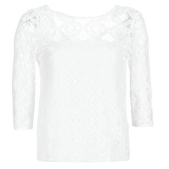 Kleidung Damen Tops / Blusen Betty London CONSTANCE Weiss