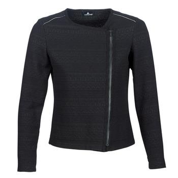Kleidung Damen Jacken / Blazers One Step ROBI Schwarz