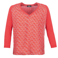 Kleidung Damen Pullover One Step ROBINA Rot