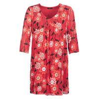 Kleidung Damen Kurze Kleider One Step  Rot