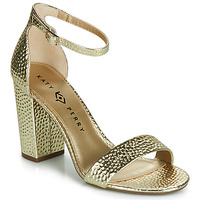 Schuhe Damen Sandalen / Sandaletten Katy Perry THE GOLDY Gold