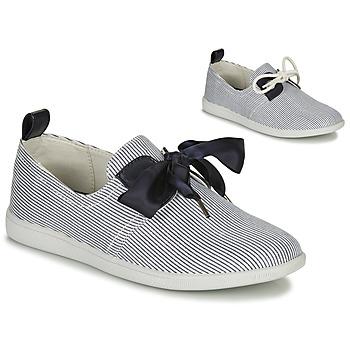 Schuhe Damen Sneaker Low Armistice STONE ONE Weiss / Marine