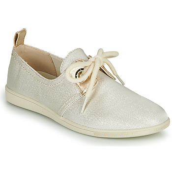 Schuhe Damen Sneaker Low Armistice STONE ONE Gold