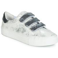 Schuhe Damen Sneaker Low No Name ARCADE Weiss / Grau